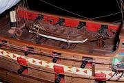 Модель парусника,  военное судно РИВЕНДЖ