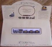 Bachmann HO масштаб поезда комплект аналоговый Девитт Клинтон 00641
