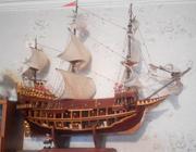 Коллекционная модель парусника Сан Джованни Батиста